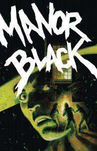 Manor Black #3 (2019)
