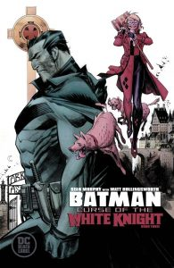 Batman: Curse Of The White Knight #3 (2019)