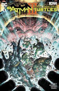 Batman / Teenage Mutant Ninja Turtles III #5 (2019)