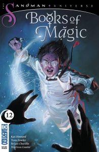 Books Of Magic #12 (2019)