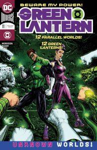 Green Lantern #11 (2019)
