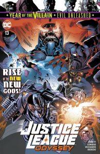 Justice League Odyssey #13 (2019)