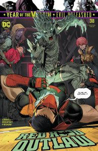 Red Hood and the Outlaws #38 (2019)
