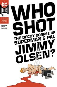 Superman's Pal, Jimmy Olsen #3 (2019)