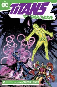 Titans: Burning Rage #2