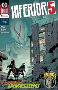 Inferior Five #1 (2019)