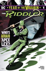 The Riddler: Year Of The Villain #1 (2019)