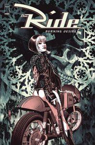 The Ride: Burning Desire #4 (2019)
