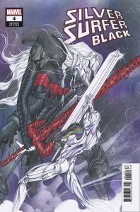 Silver Surfer: Black #4 (2019)