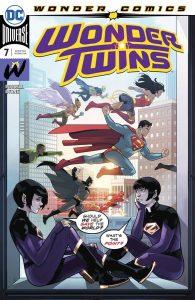Wonder Twins #7 (2019)