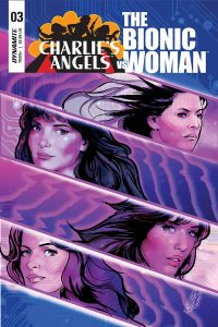 Charlie's Angels vs Bionic Woman #3 (2019)