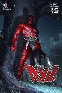The Death Defying Devil #2 (2019)