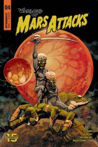 Warlord Of Mars Attacks #4 (2019)