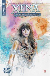Xena: Warrior Princess #6 (2019)