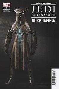 Star Wars Jedi: Fallen Order - Dark Temple #1 (2019)