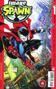 Spawn #1 (1992)