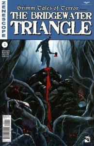 Tales Of Terror: Bridgewater Triangle #1 (2019)