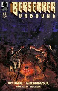Berserker Unbound #3 (2019)