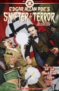 Edgar Allan Poe's Snifter Of Terror (Season 2) #1 (2019)