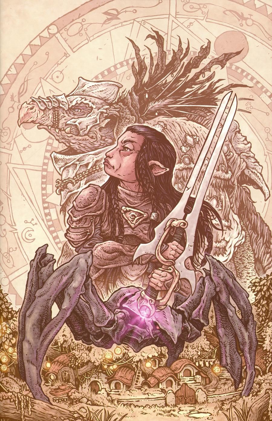 Jim Henson's The Dark Crystal: Age Of Resistance #2 (2019)