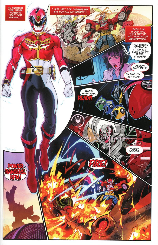 Mighty Morphin Power Rangers #44 (2019)