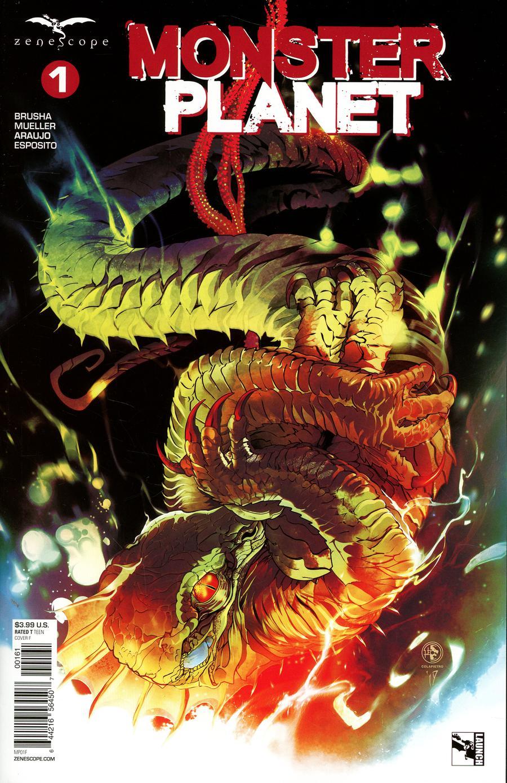 Monster Planet #1 (2019)