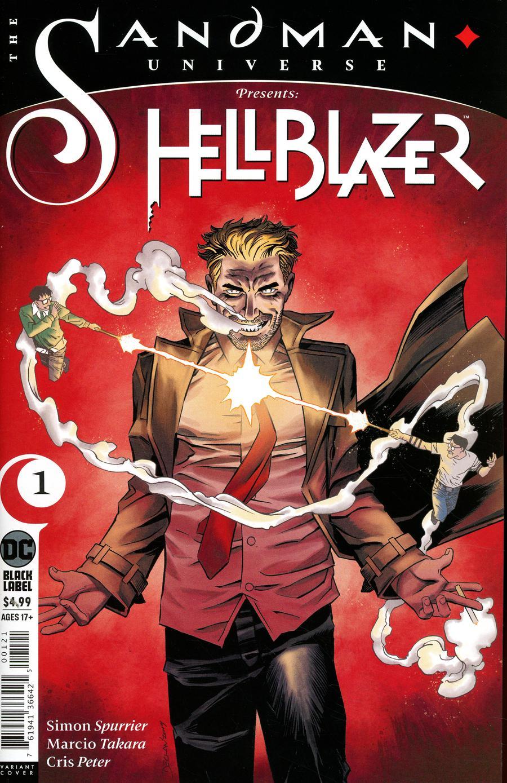 Sandman Universe Special: Hellblazer #1 (2019)