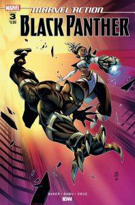 Marvel Action: Black Panther #3 (2019)