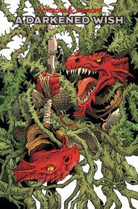 Dungeons & Dragons: A Darkened Wish #3 (2019)