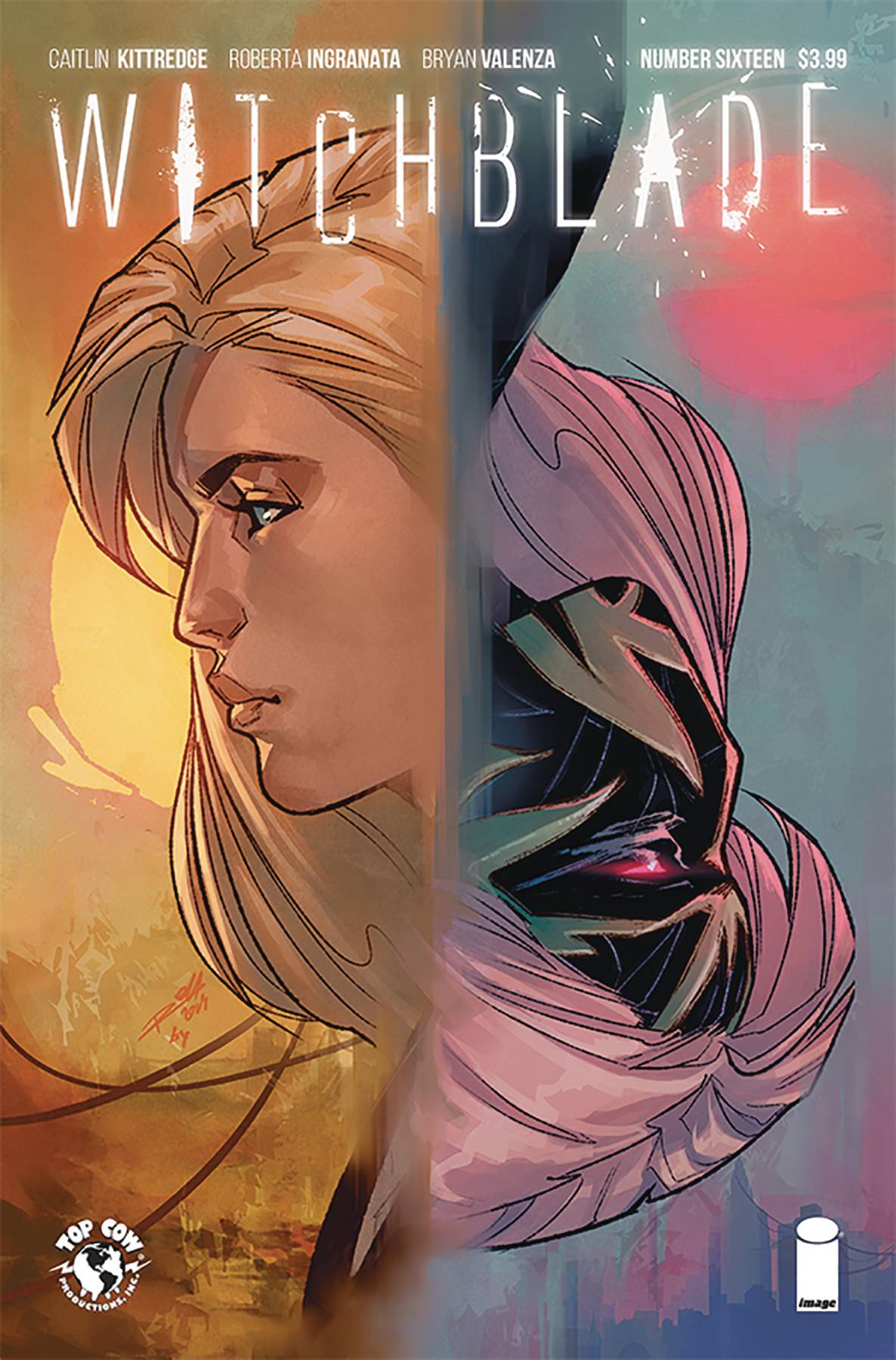 Witchblade #16 (2019)