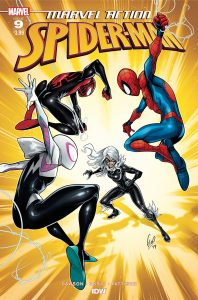 Marvel Action Spider-Man (IDW) #9 (2019)