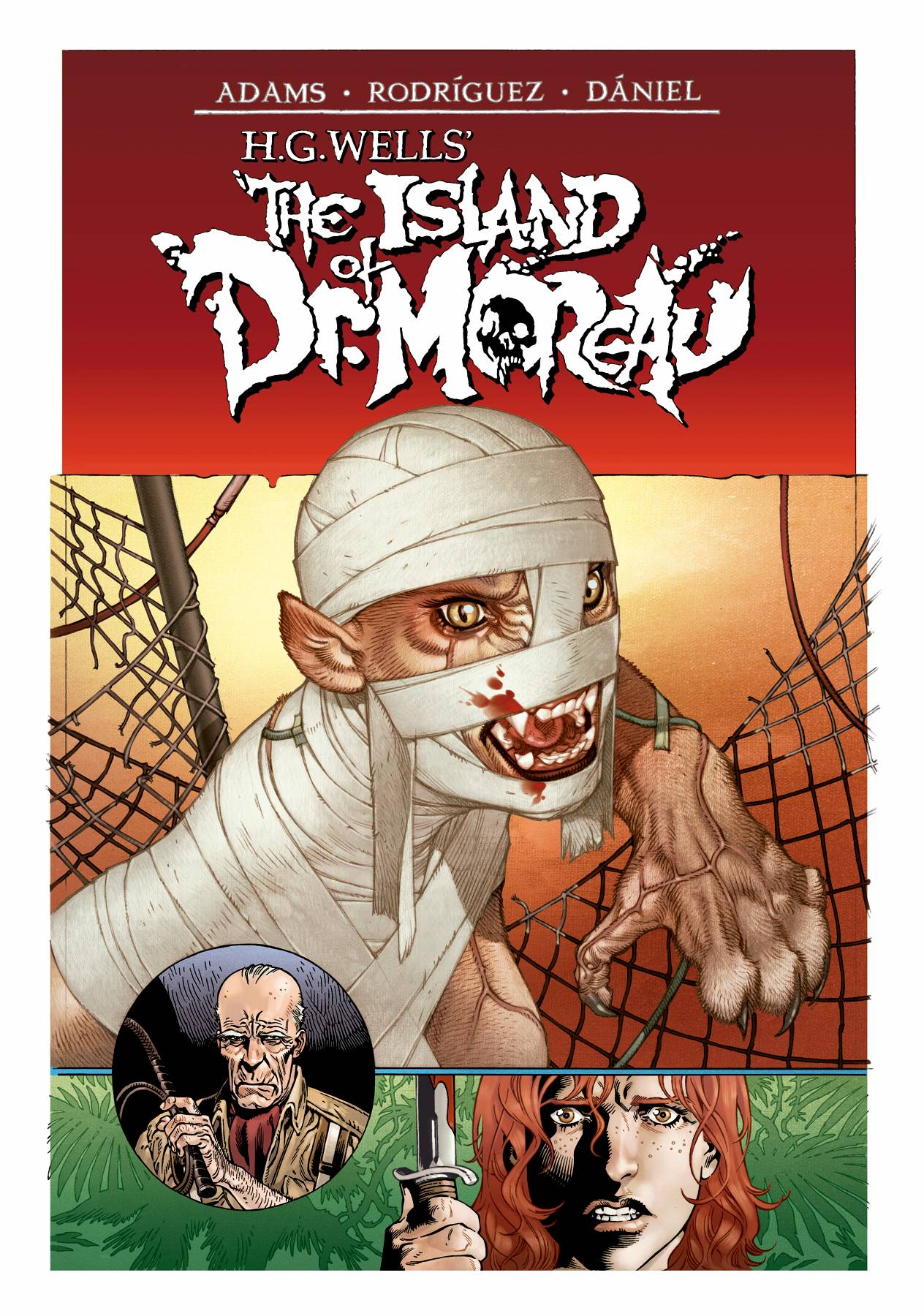 HG Wells' The Island Of Dr Moreau #2 (2019)