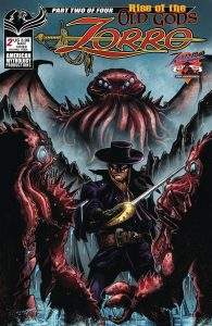 Zorro: Rise Of The Old Gods #2 (2019)