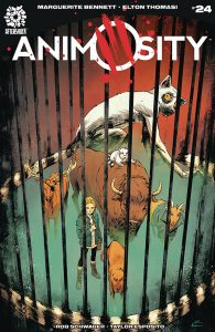 Animosity #24 (2019)