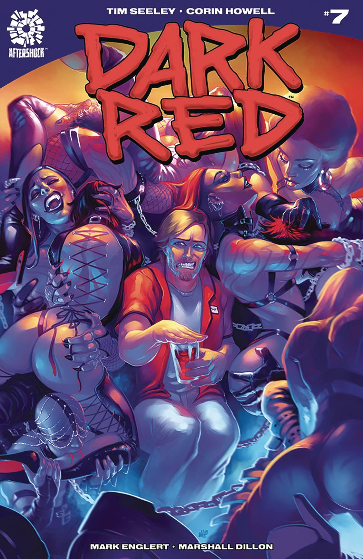 Dark Red #7 (2019)