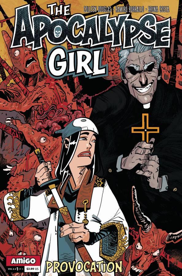 Apocalypse Girl Vol 2 #1