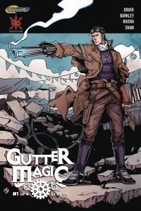 Gutter Magic #1 (2019)