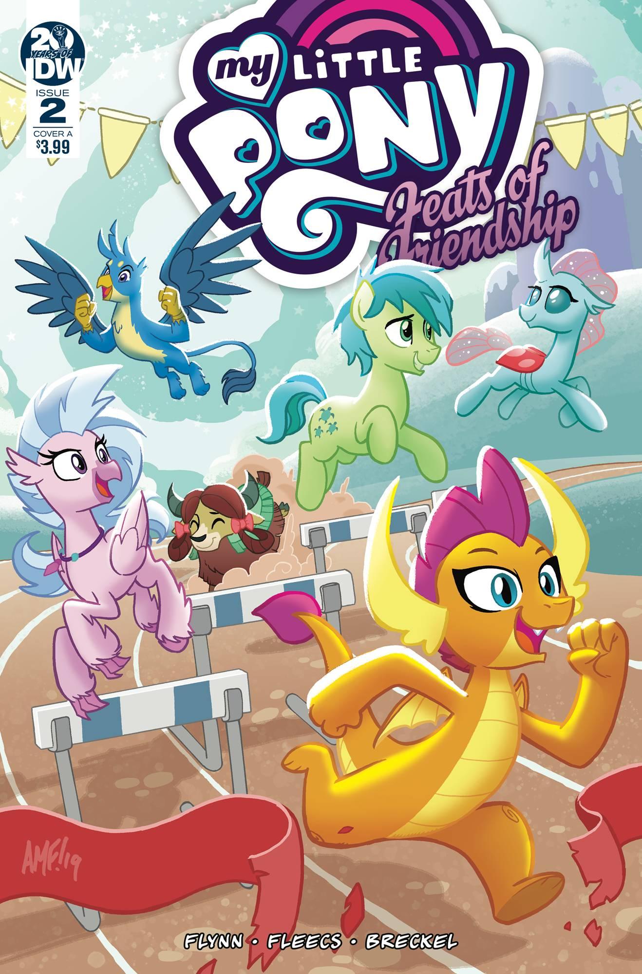 My Little Pony: Feats Of Friendship #2 (2019)