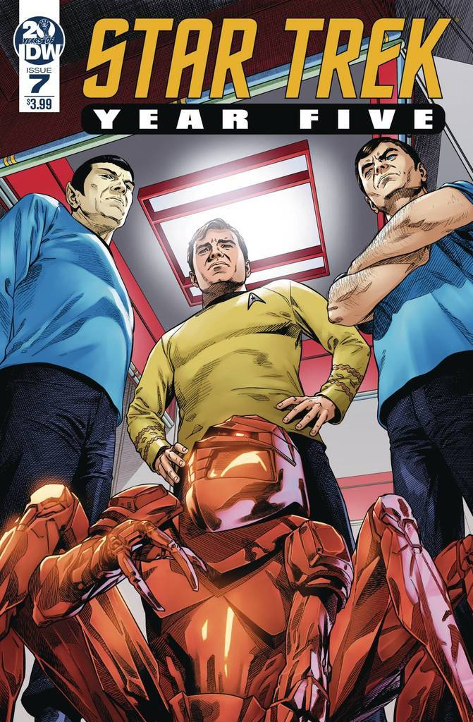 Star Trek: Year Five #7 (2019)