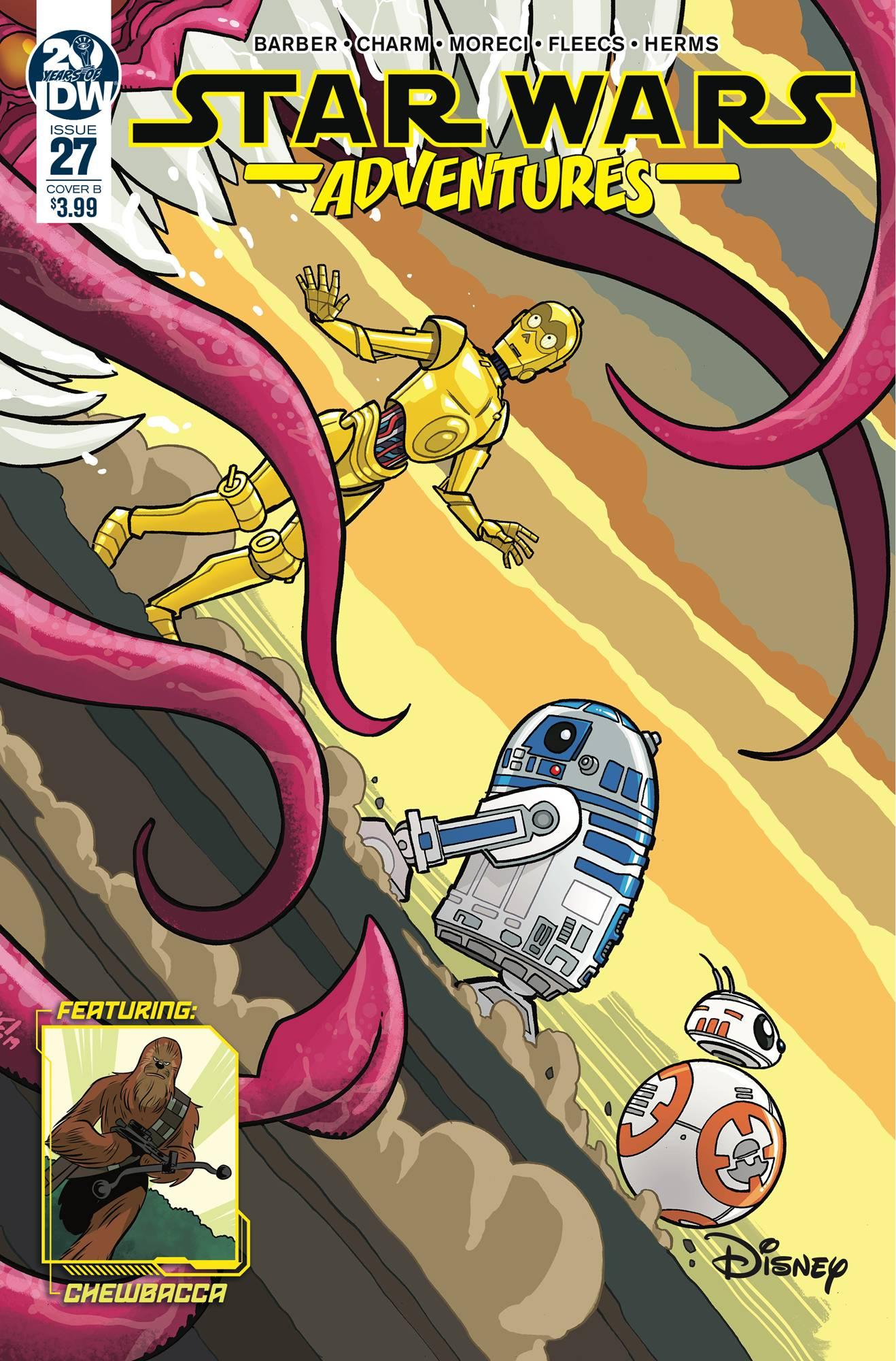 Star Wars Adventures #27 (2019)