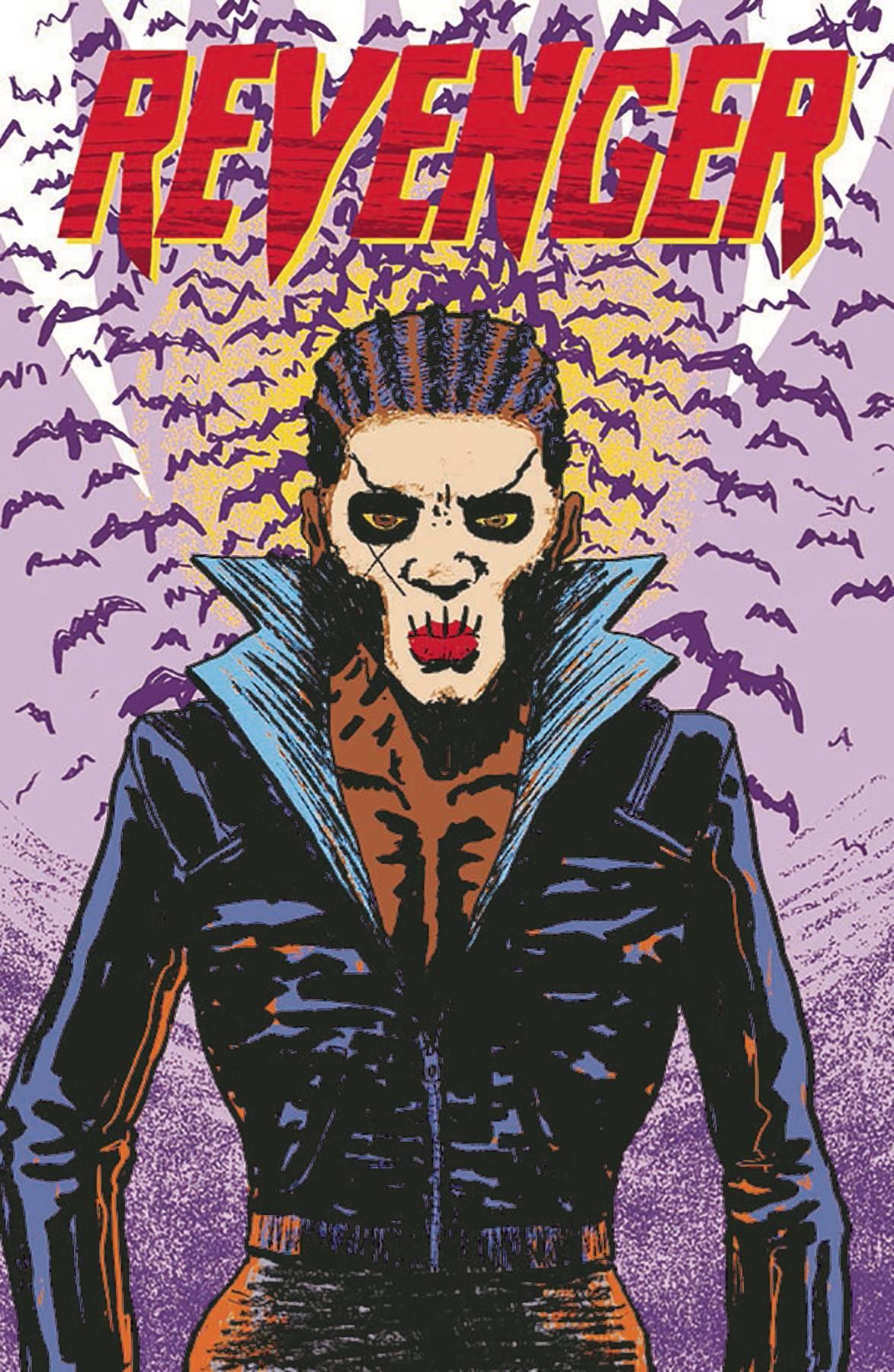 Revenger Halloween Special (One Shot) #