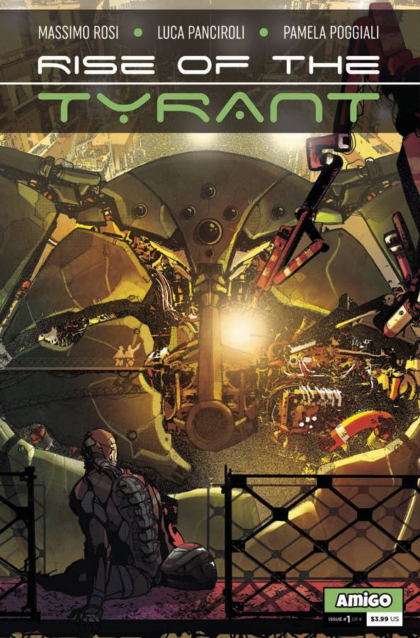 Rise Of The Tyrant Vol 01 #1