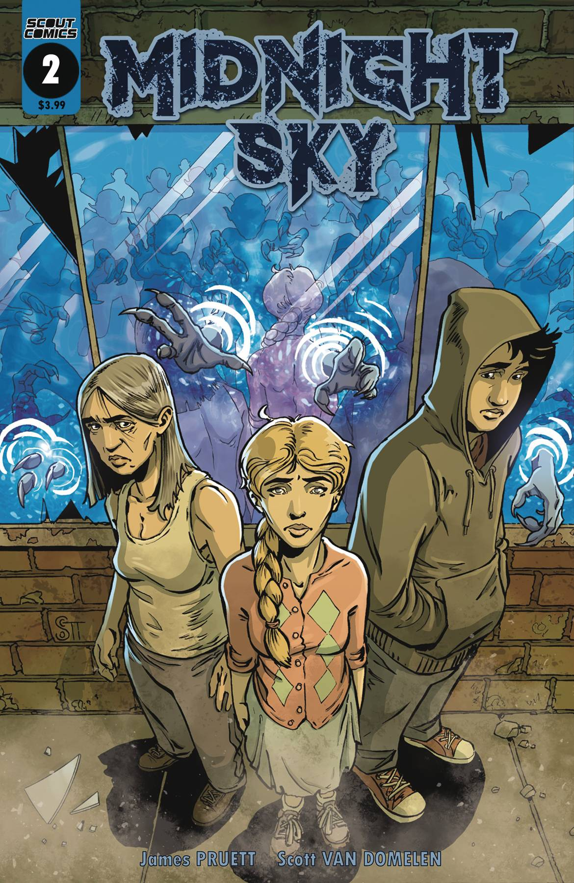 Midnight Sky #2 (2019)