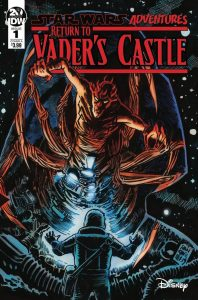 Star Wars Adventures: Return To Vader's Castle #1 (2019)