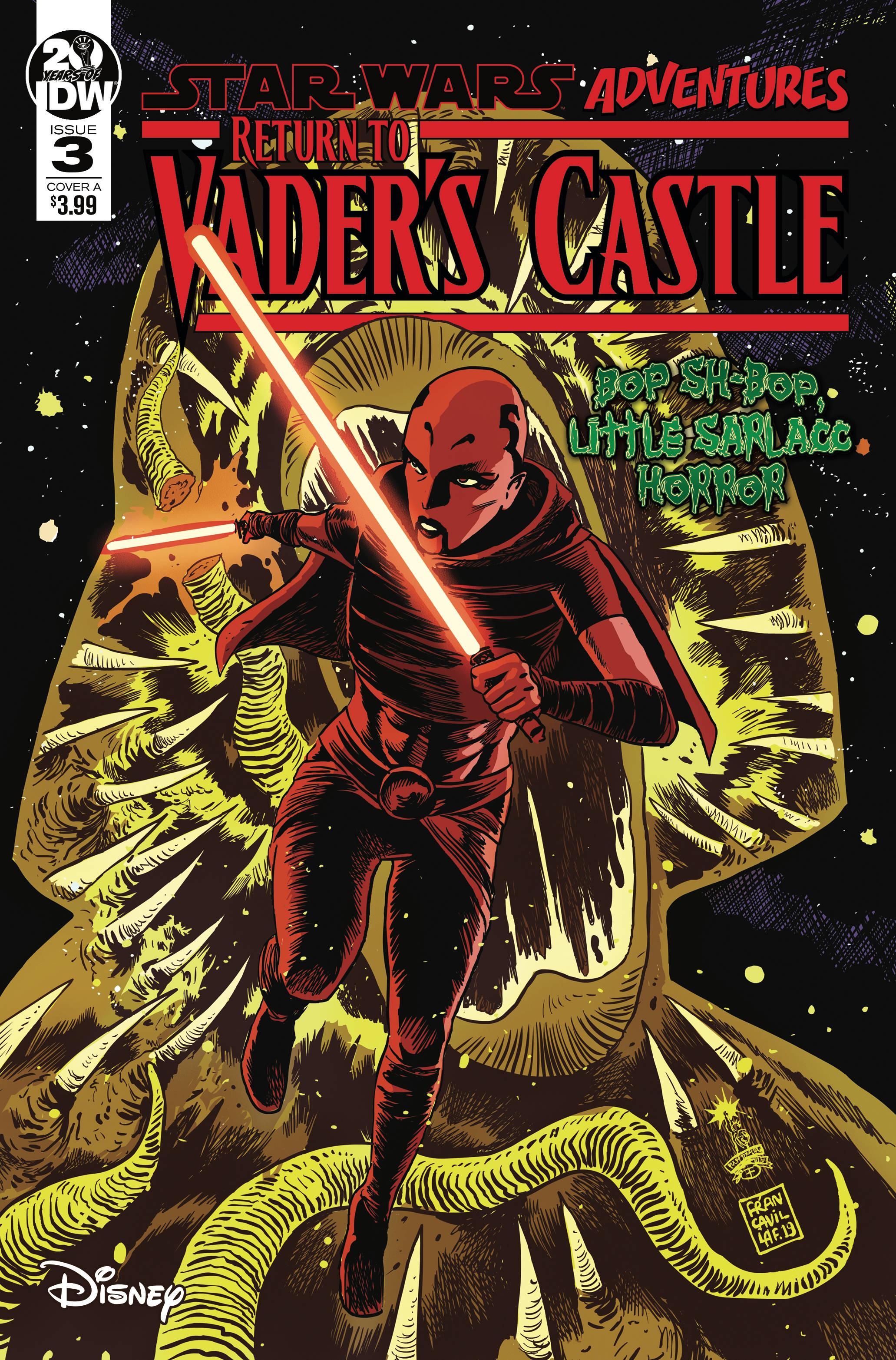 Star Wars Adventures: Return To Vader's Castle #3 (2019)