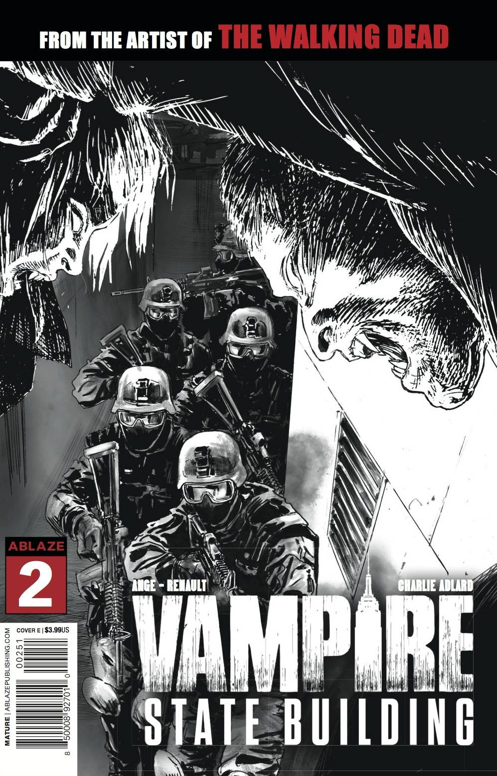 Vampire State Building #2 (2019)