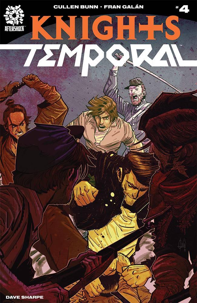 Knights Temporal #4 (2019)