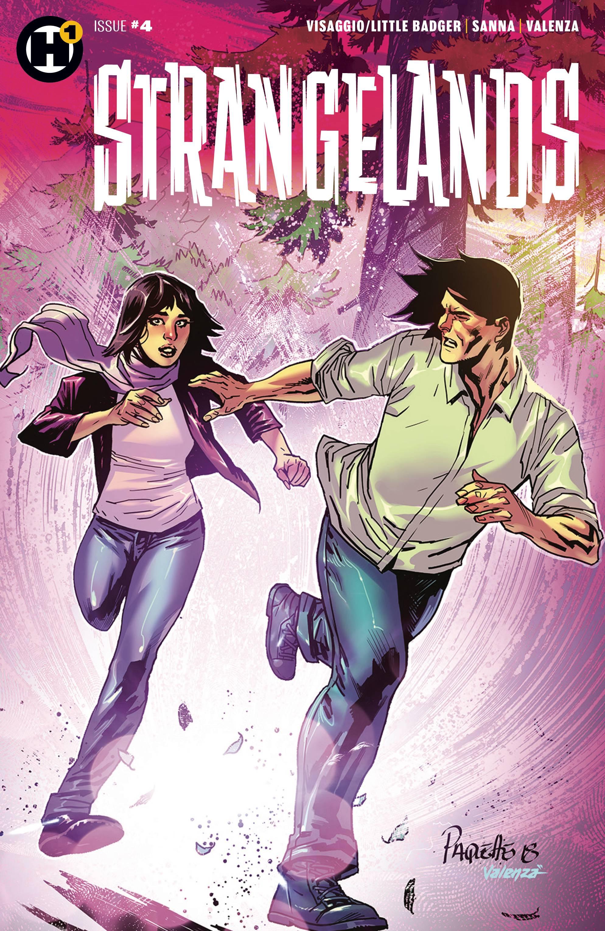 Strangelands #4 (2019)