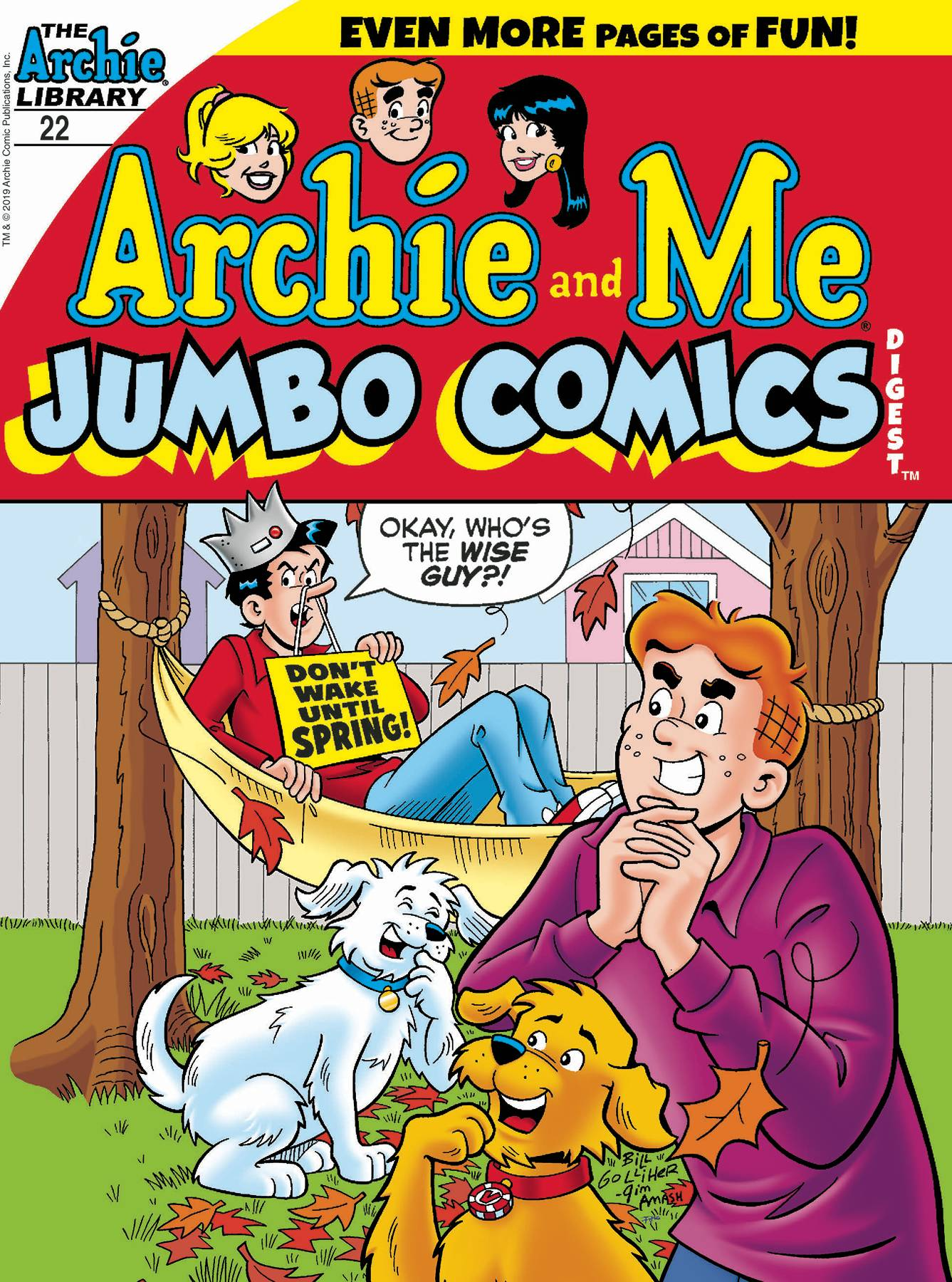 Archie and Me Comics Digest #22 (2019)