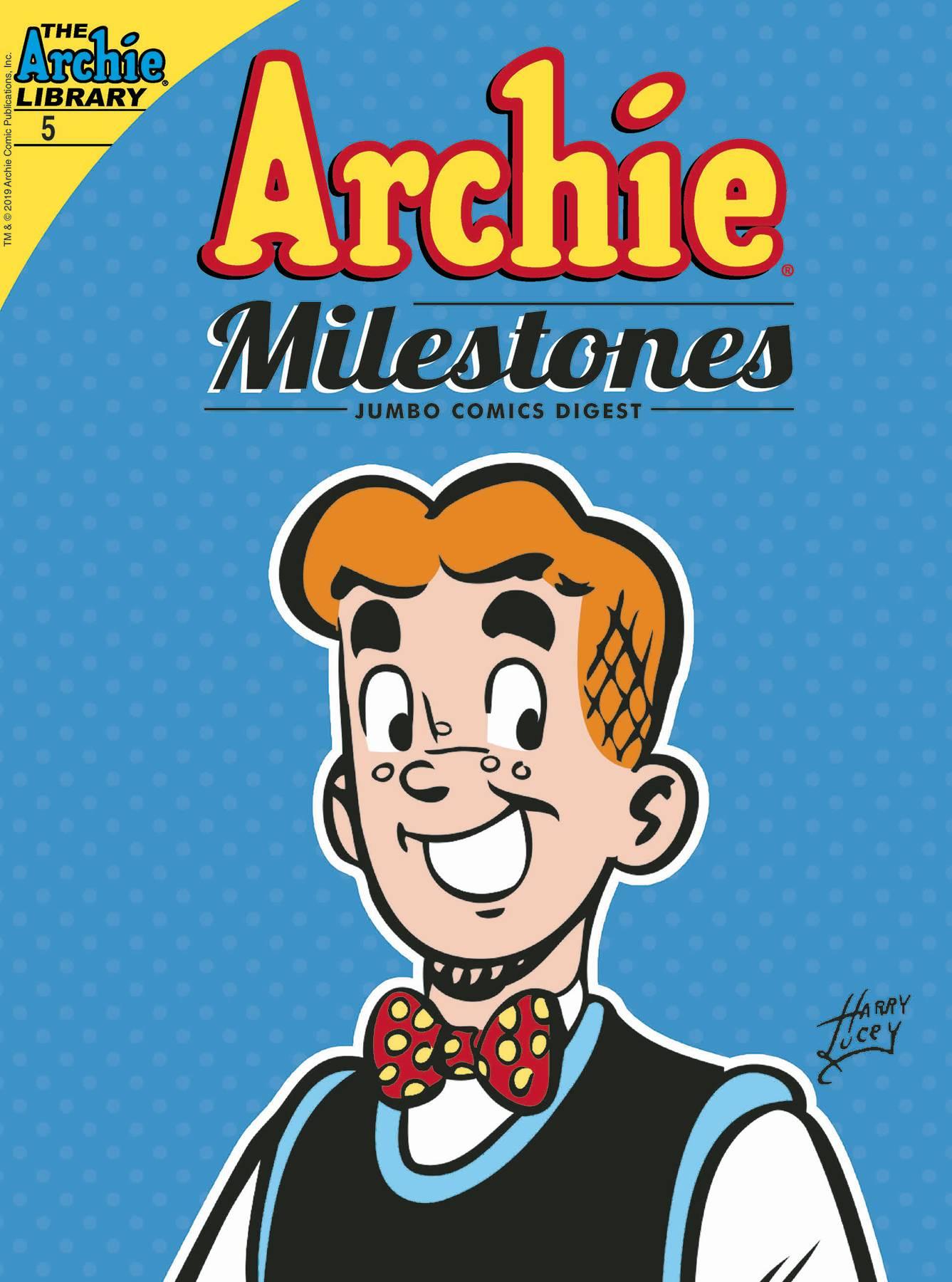 Archie Milestones Jumbo Comics Digest #5 (2019)